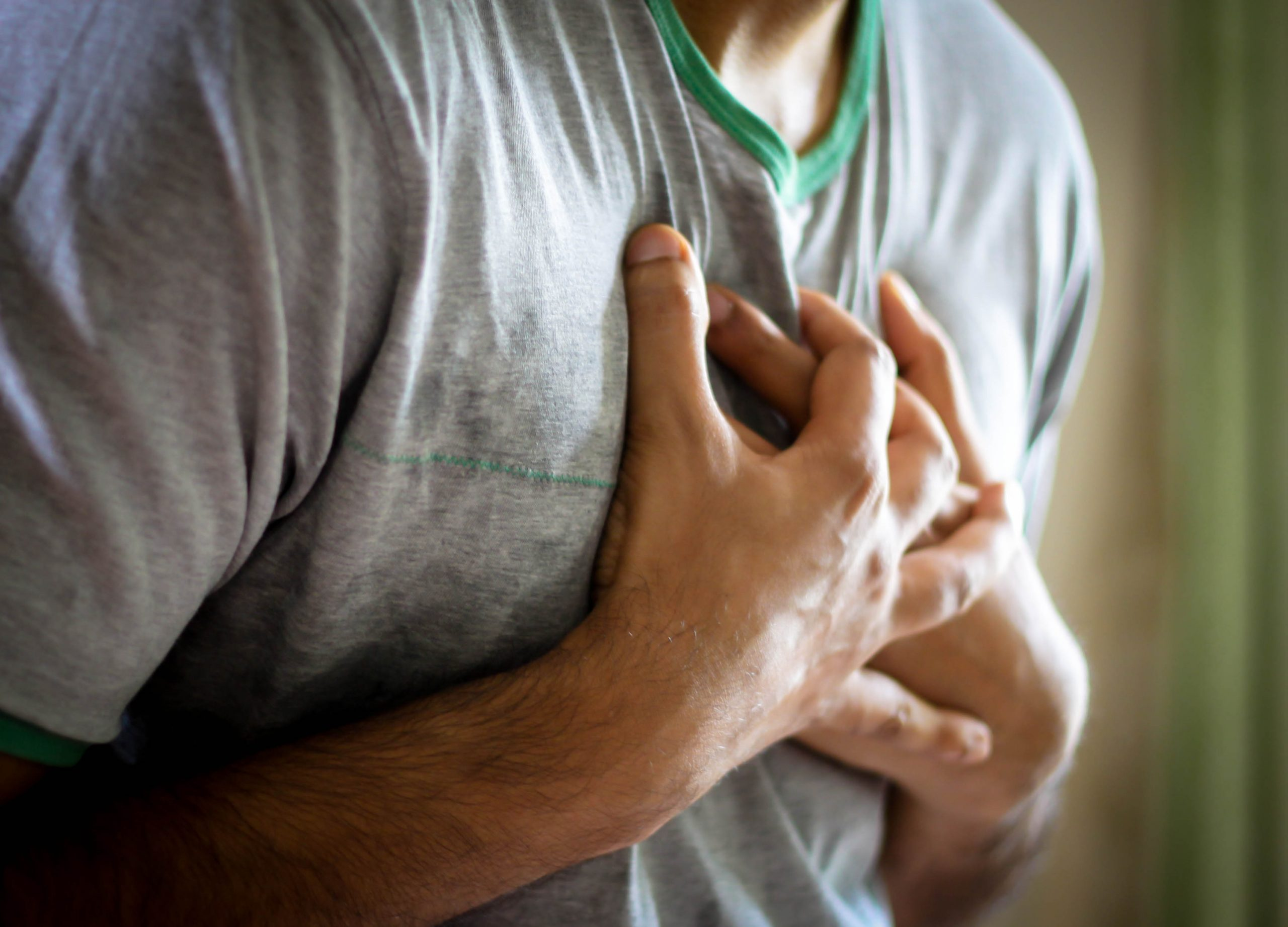Causes Of Chest Pain When Breathing Deeply